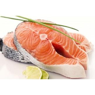 Стейки лосося (семги)